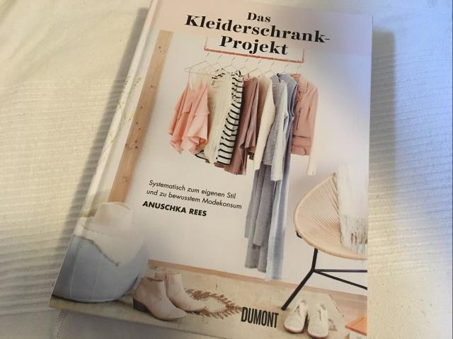 Buch Anuschka Rees - Das Kleiderschrank-Projekt